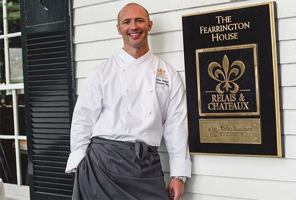 Colin Bedford, alta cucina locale nel North Carolina