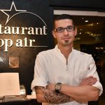 Marco Akuzun e Top Air, il ristorante stellato all'interno dell'Aeroporto di Stoccarda