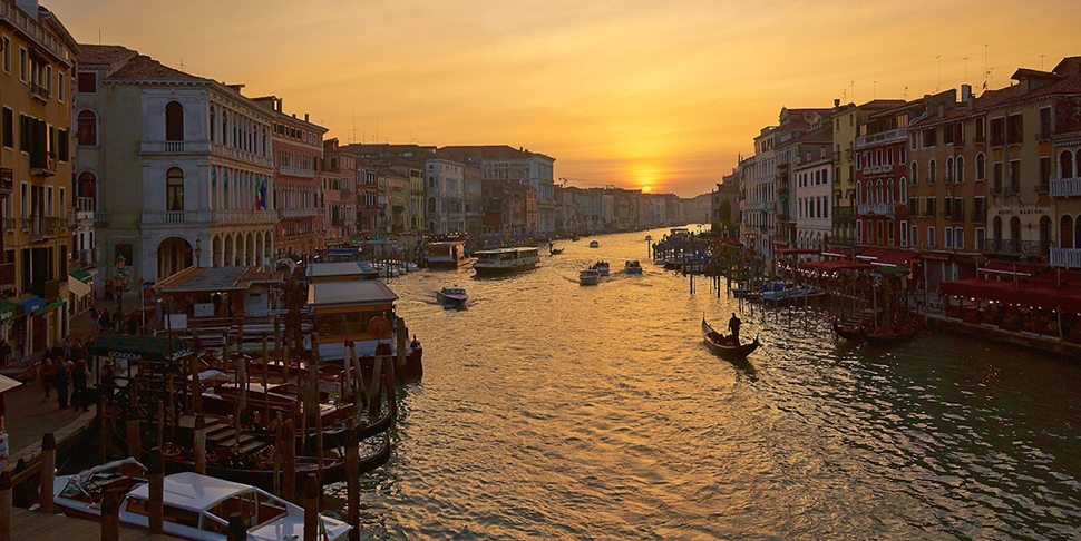 01 _canal_sunset