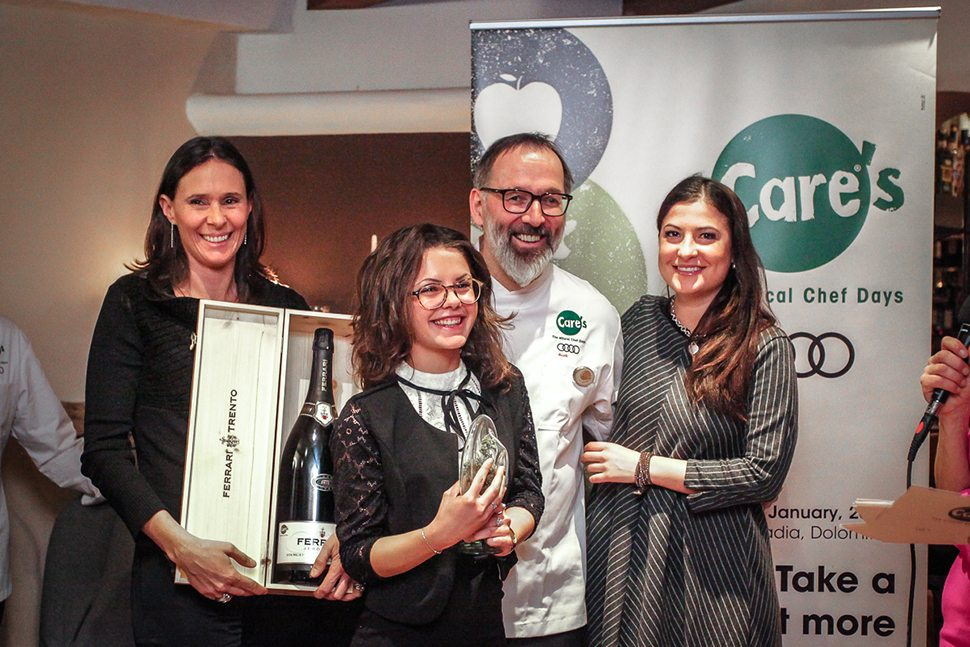 9 Young Ethical Hospitality 2017_Paola Formica_Ferrari Trento_Lavazza