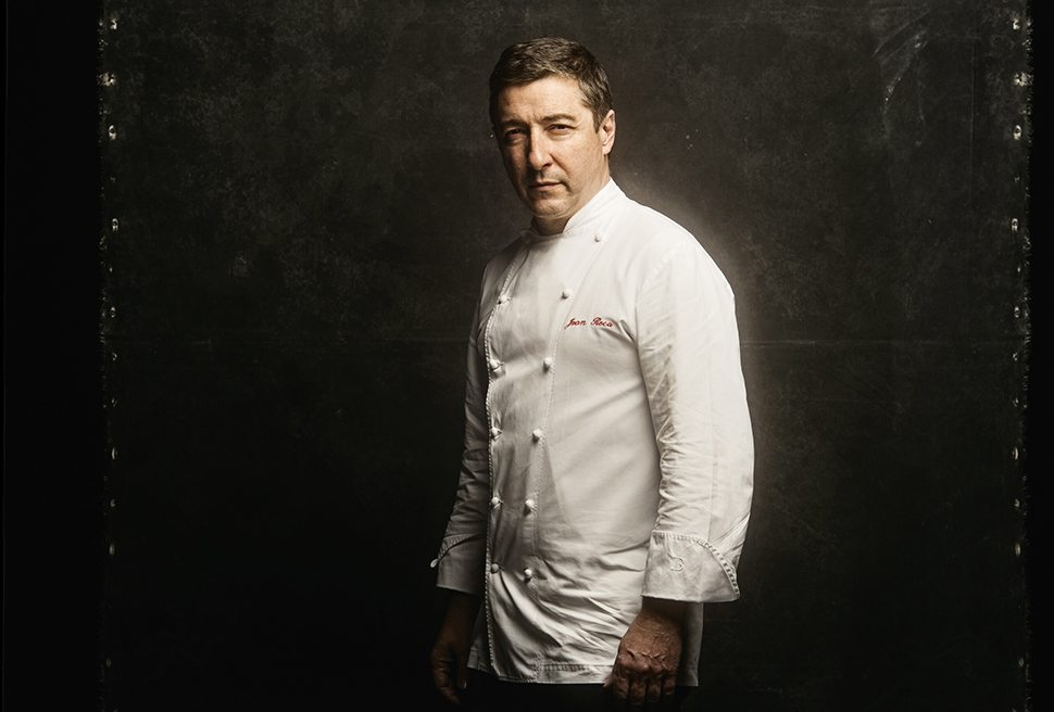 Joan Roca porta la cucina del Celler De Can Roca in Italia