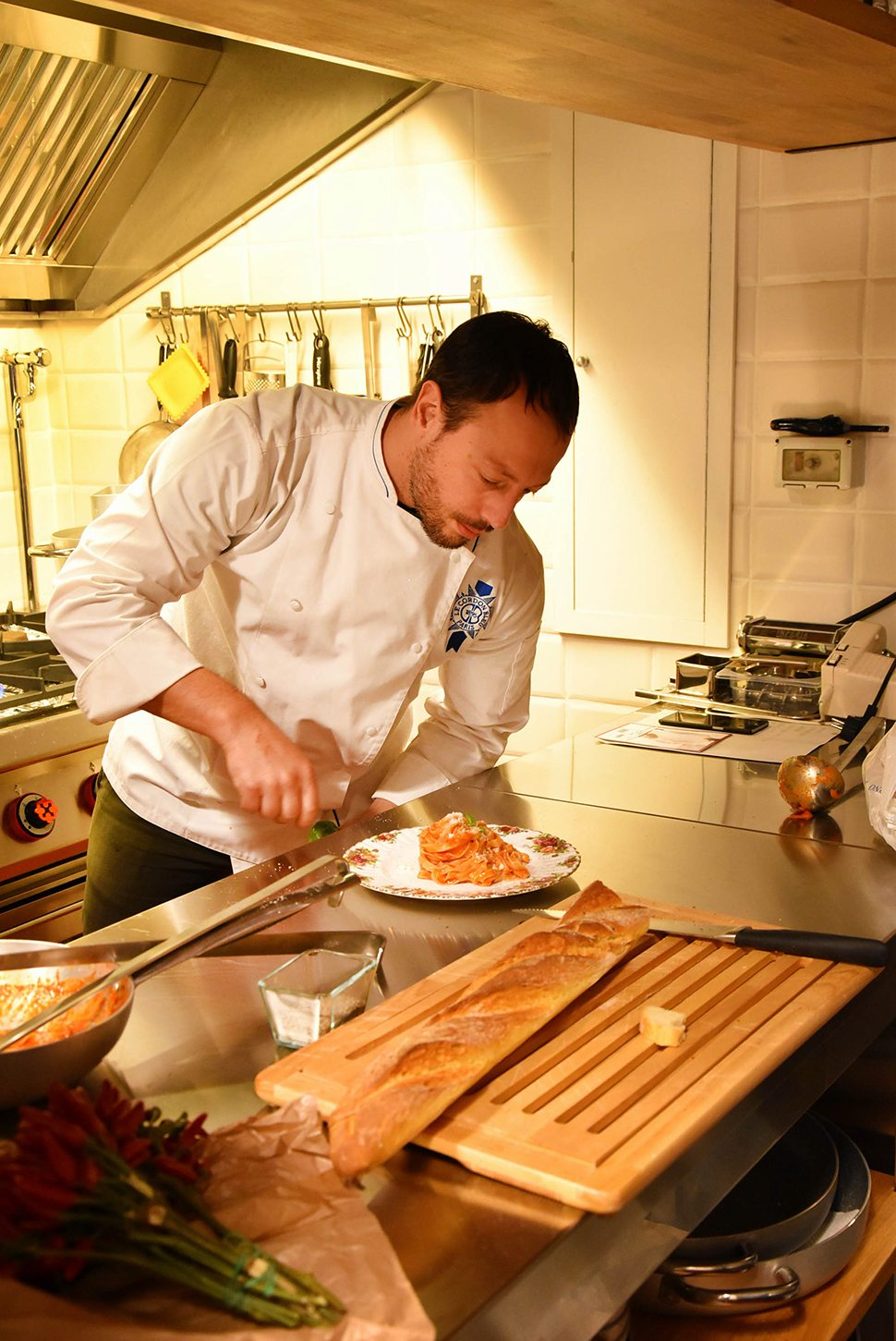 5 Chef Ruggero Wolleb