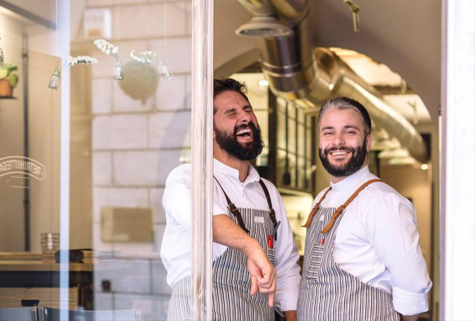 Retrobottega, da ristorante a pop-up in un appartamento