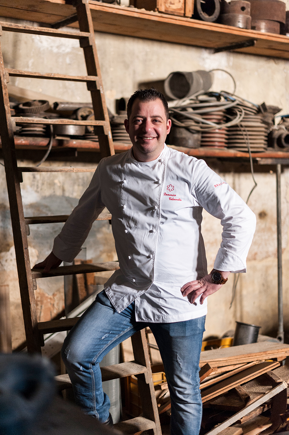 4 Chef Domenico Colonnetta