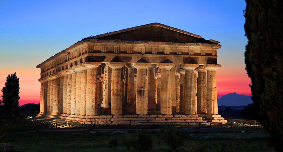 7 Paestum_night