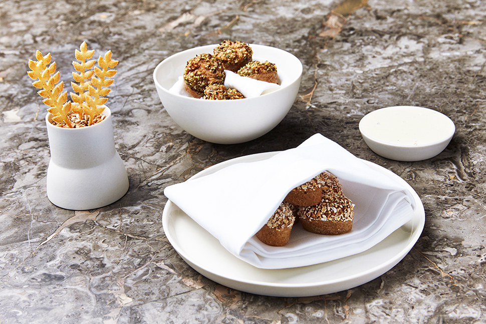 7 Geranium - Crispy Grains, Bread with Old Grains & Gluten Free Bread with Seeds 17.06.2016 4