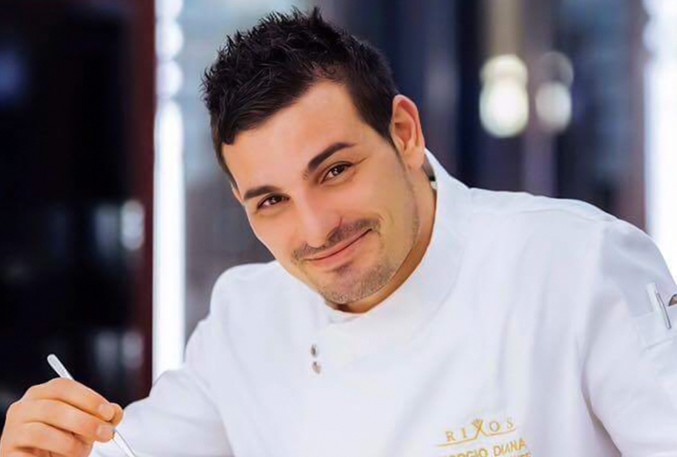 L'incredibile avventura di Giorgio Diana, il sardo volante di the best chef awards
