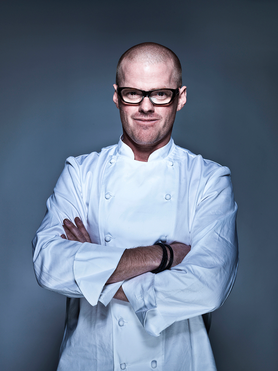 Heston Blumenthal - foto Margaret River - Gourmet Escape
