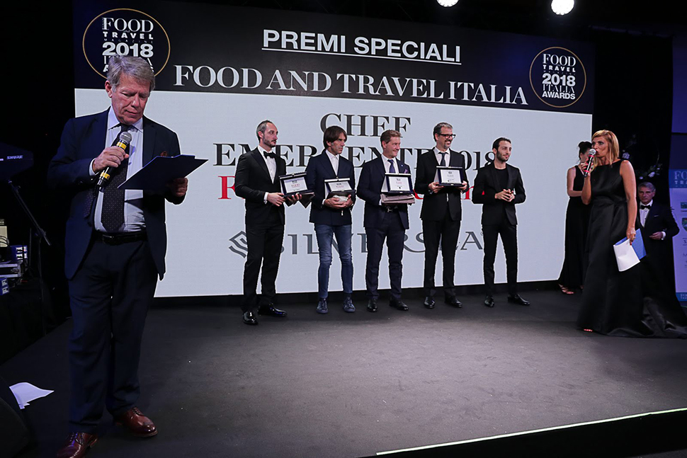 food and travel 2018 premi