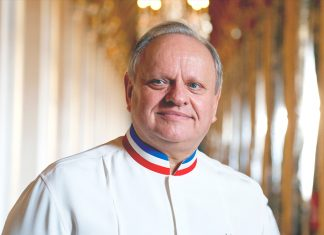 Joel Robuchon allievi